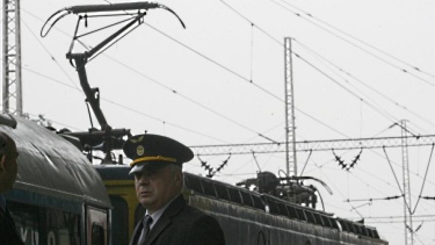 Машинисти уволнени за катастрофата в Драгоман