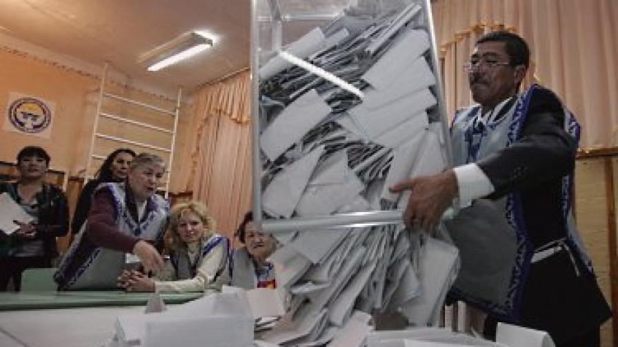 Вече са обработени 100% от изборните протоколи
