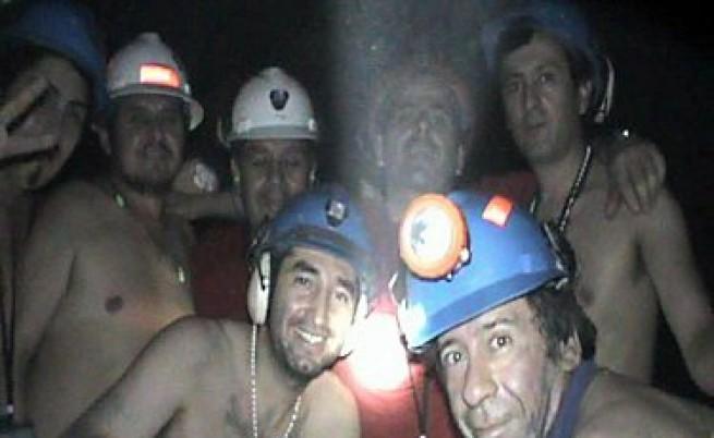 Как оцеляха затрупаните чилийски миньори