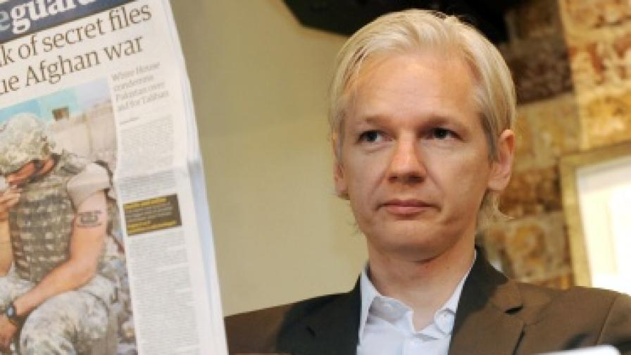 Пентагонът към Уикилийкс: Стига!