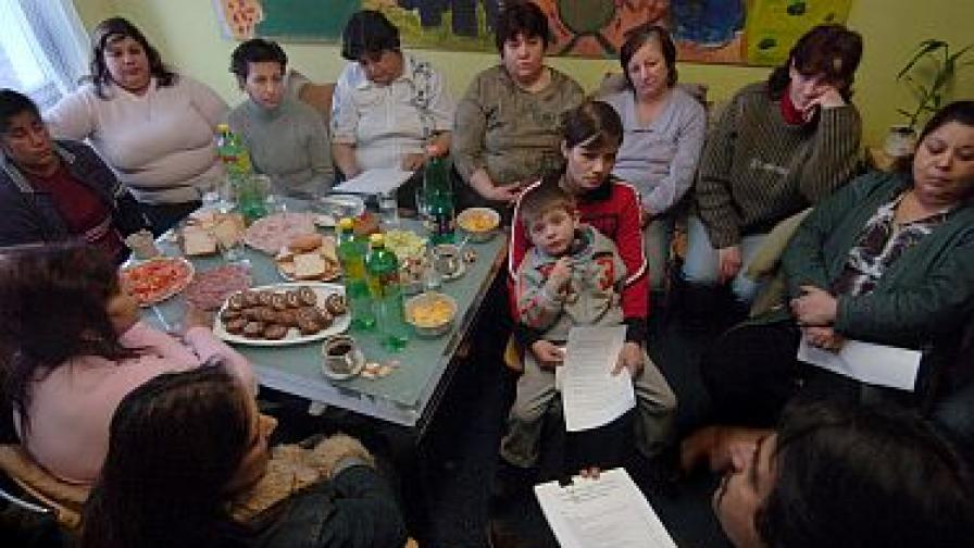 Тежки присъди за подпалвачи на ромско семейство