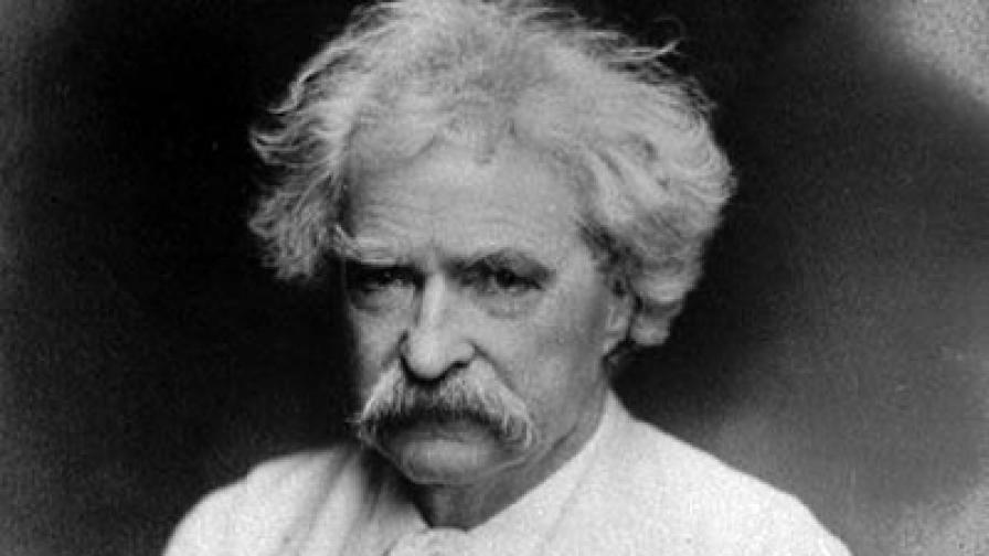 Автобиографията на Марк Твен стана бестселър