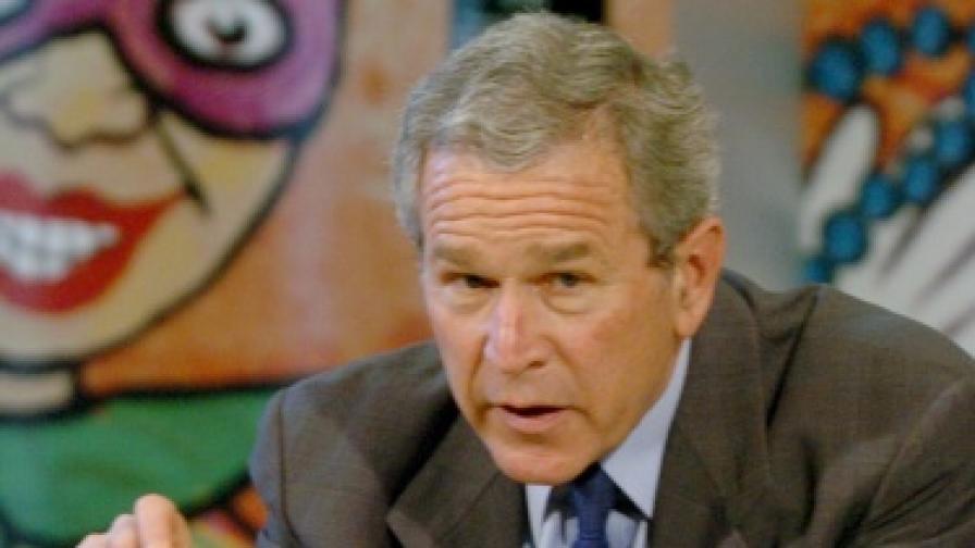 Буш: Белият дом ми липсва