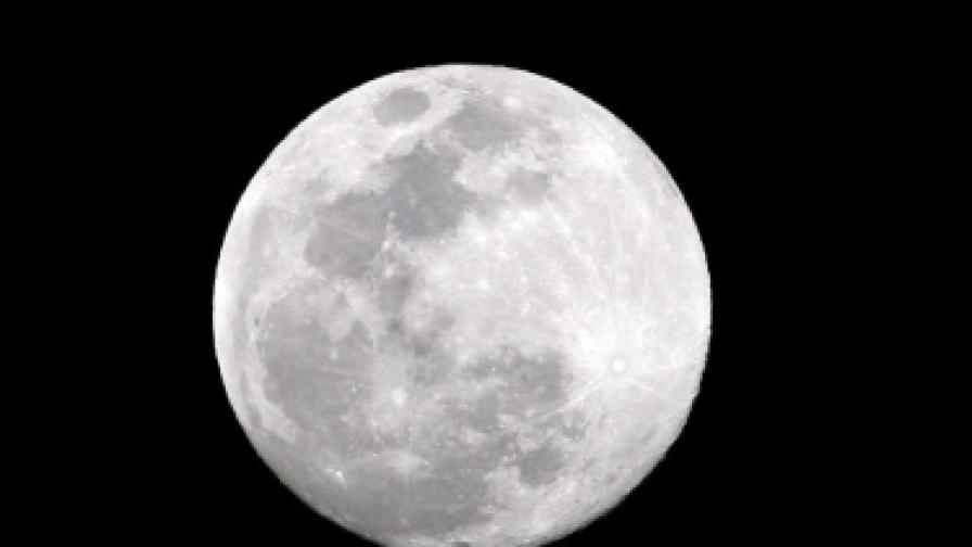Откриха живак на Луната