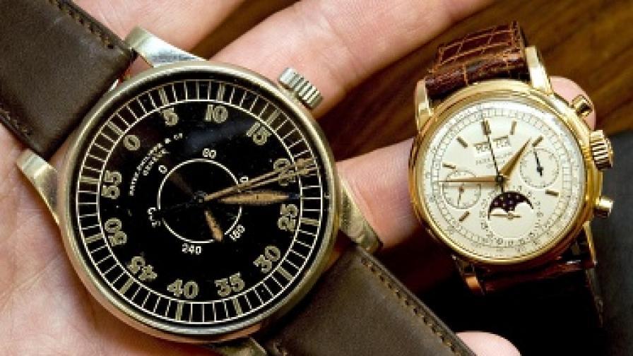 Ръчният часовник вече е демоде