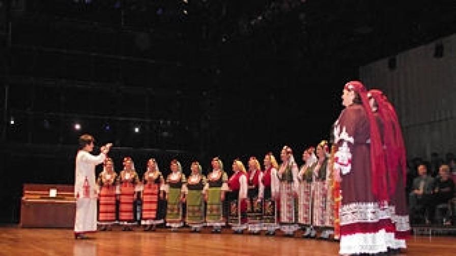 """""""Мистерията на българските гласове"""" на фестивала в Лондон"""