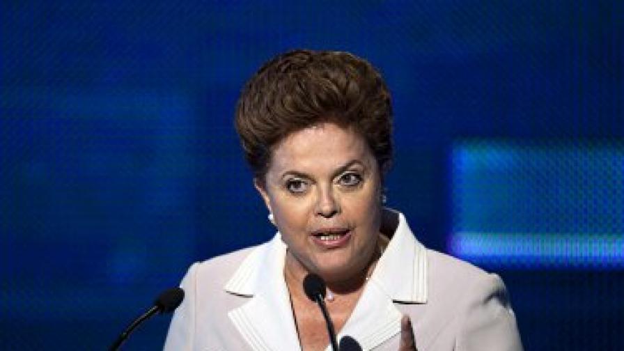 Прокуратурата в Сао Пауло иска процес срещу мъчителите на Дилма Русеф