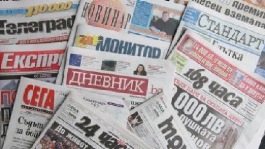 """""""Труд"""": Цветан Цветанов вече не е най-харесван"""