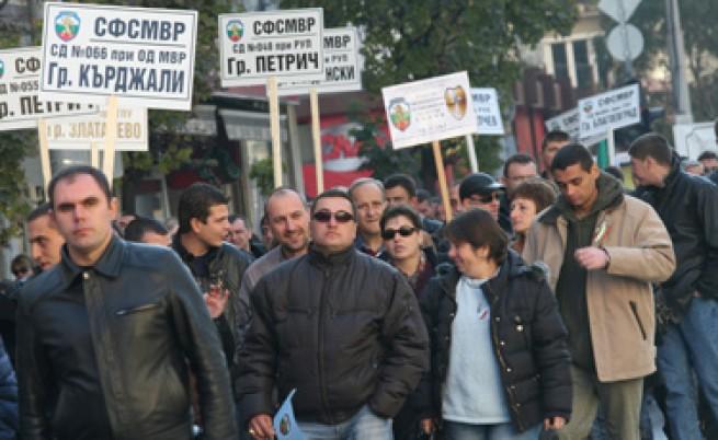 Полицаи: Не козметични, а ефективни реформи