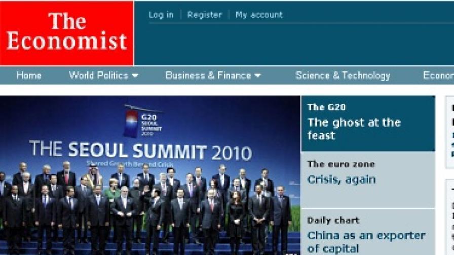 """Главният редактор на """"Икономист"""": Медиите губят популярност"""