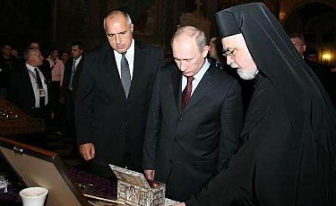Путин: СССР построи 30, ние - 18 атомни блока