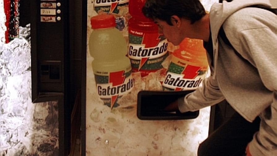 Автомат пуска напитка по своя преценка