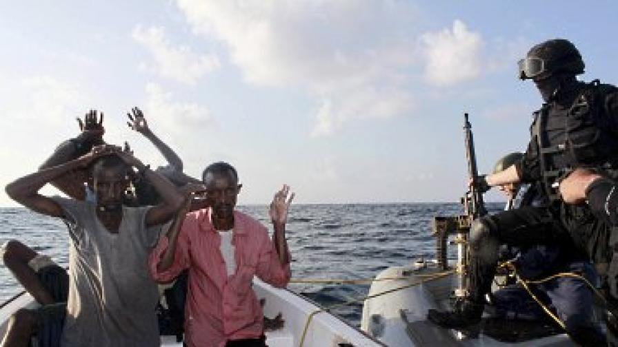 Мистериозните пътища на парите на сомалийските пирати
