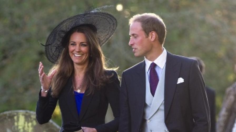 Официално: Принц Уилям и Кейт ще се женят