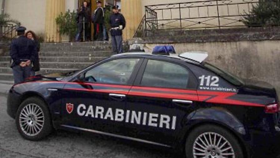 Италианската полиция разби две наркомрежи и арестува над 100 заподозрени