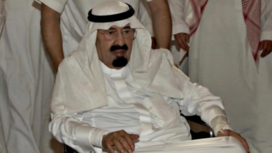 Заплашена ли е властта в Саудитска Арабия?