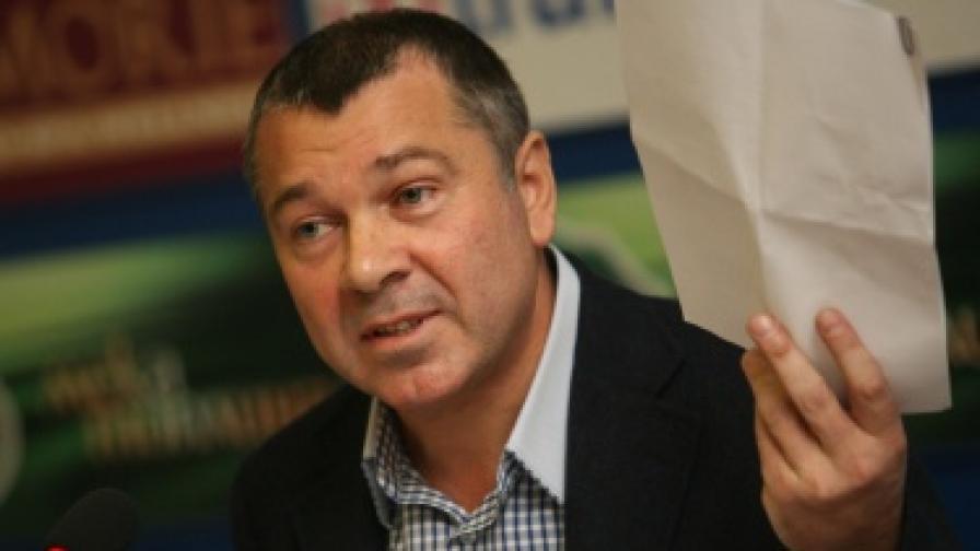 """Митко Събев - един от акционерите на """"Петрол Холдинг"""" АД, по чиято жалба е образувано досъдебното производство"""
