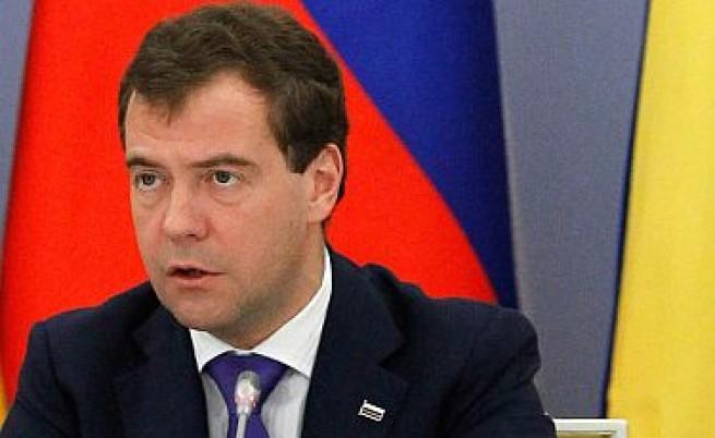 Медведев обяснява каква трябва да е Русия