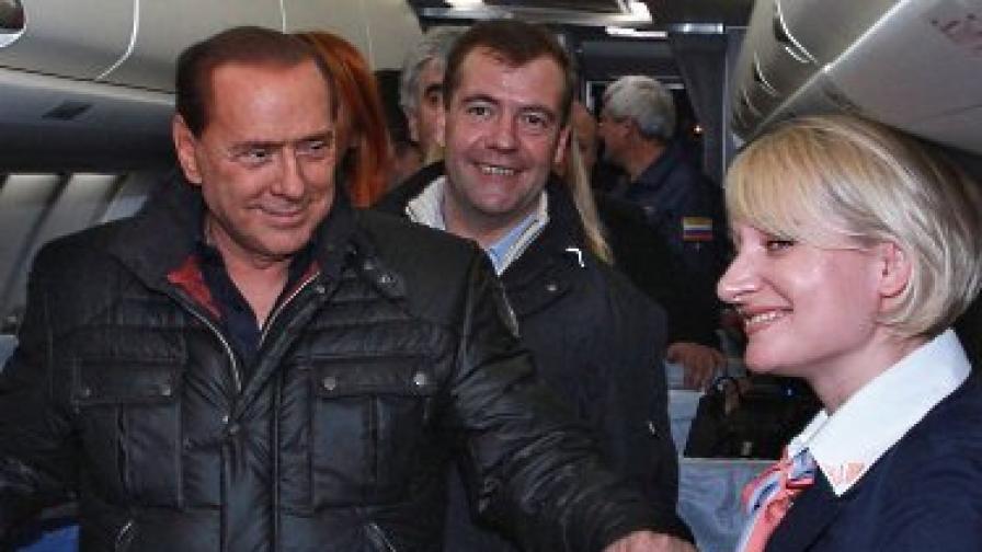 """Годината на """"хубавите скандали"""" в Италия"""
