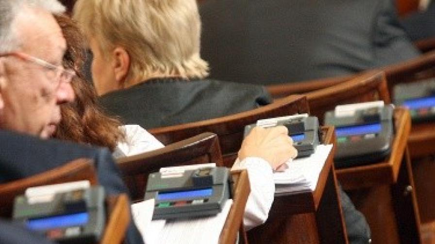 Парламентът гласува за пенсиите на миньори и балетисти