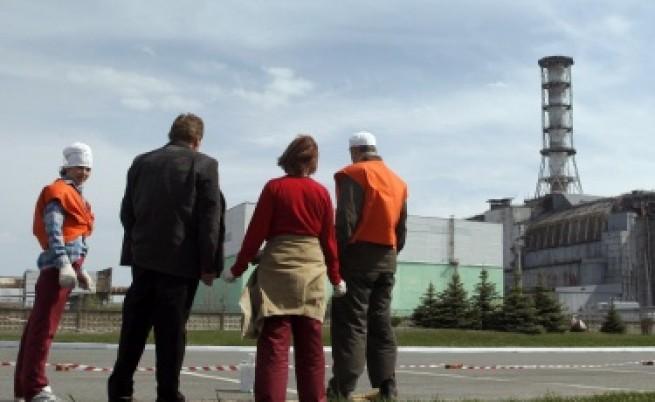 Отварят Чернобил за туристи