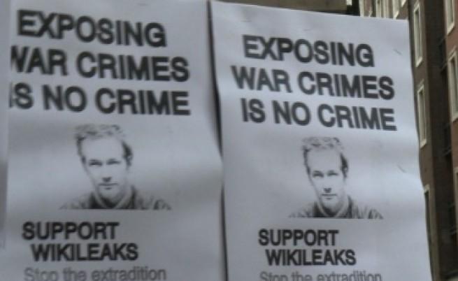 САЩ търсят повод да обвинят Асандж в заговор