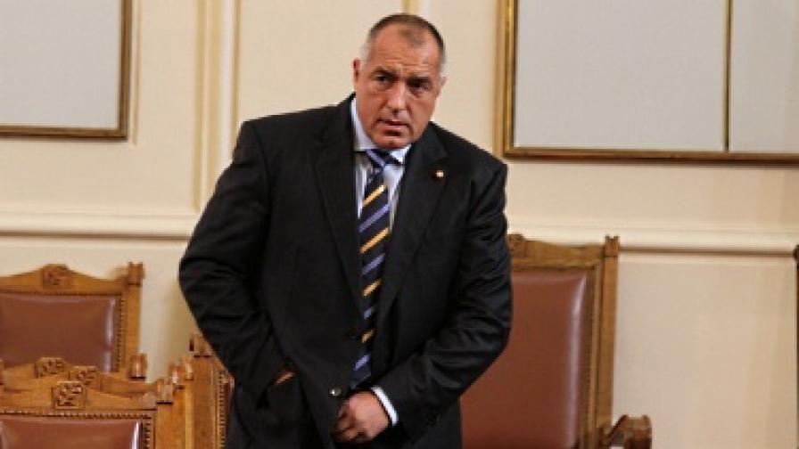 Борисов: Като изляза от политиката - това ще е краят