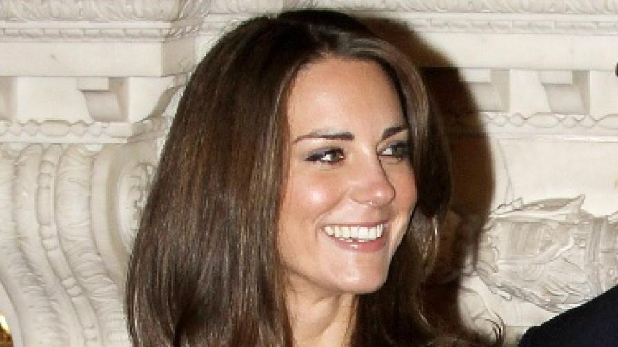 Годеницата на принц Уилям Кейт Мидълтън