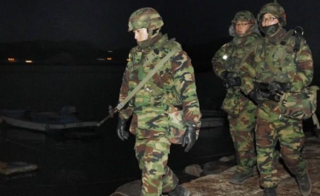 Южна Корея показва сила пред Пхенян
