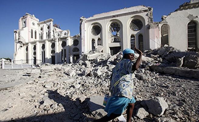 2010: Годината в природни бедствия или година от бедствия