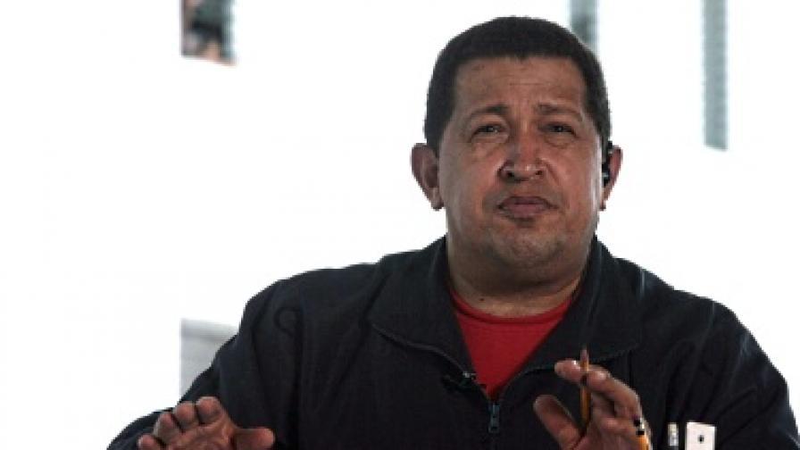 Чавес отказа да приеме посланика на САЩ