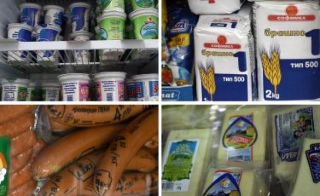Цените на храните на едро продължават да се повишават