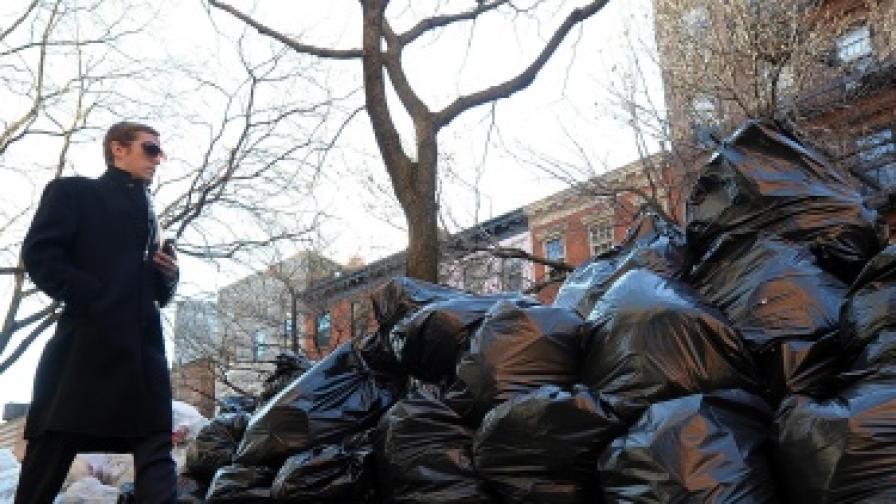 Неприбран боклук спасява живот