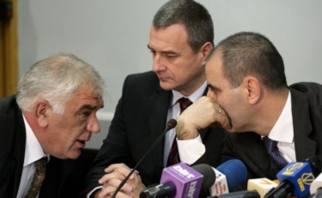 Огласиха лични разговори на Симеон Дянков и Ваньо Танов