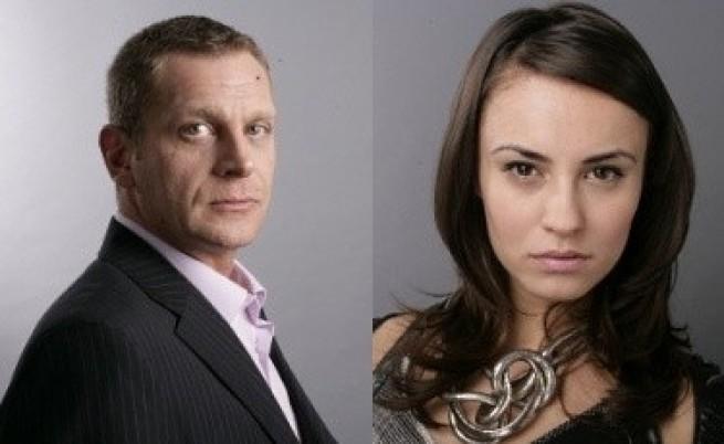 """Юлиан: Юлиан Вергов и Радина Кърджилова от """"Стъклен дом"""" в блиц"""