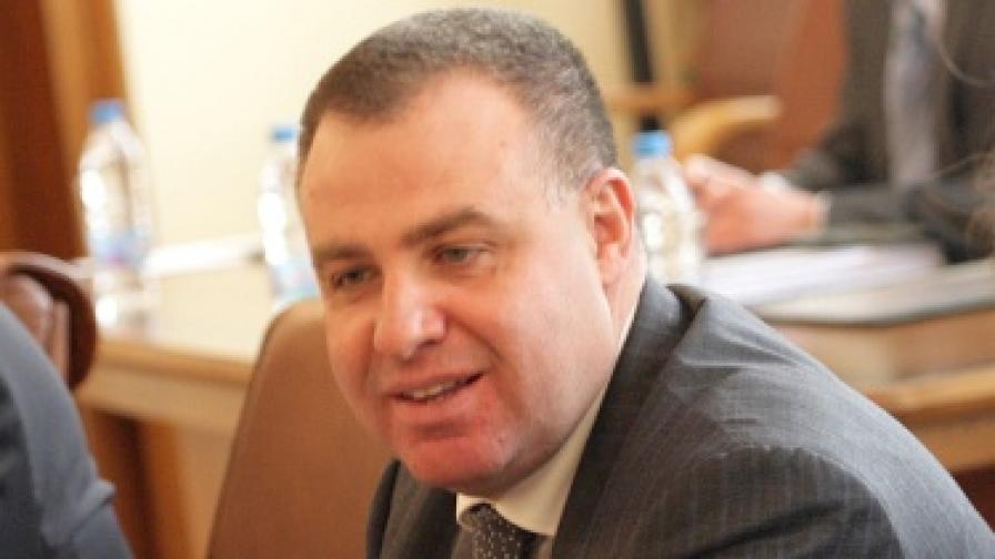 Министърът на земеделието Мирослав Найденов