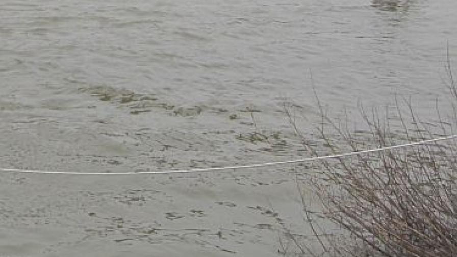 Хвостохранилище замърси две реки