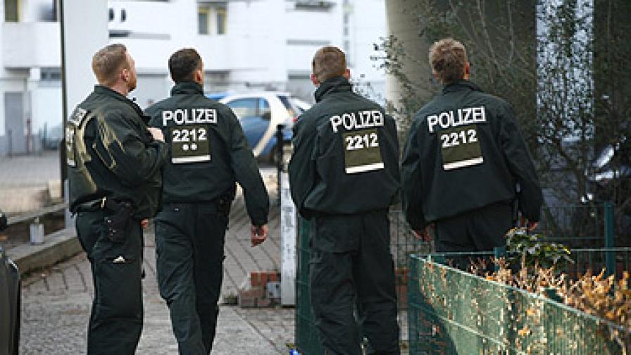 Пратиха граната на хърватското посолство в Берлин