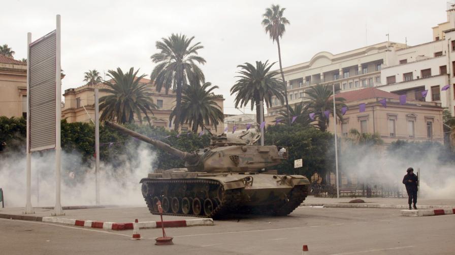 """Какъв ефект ще има тунизийската """"зараза"""""""