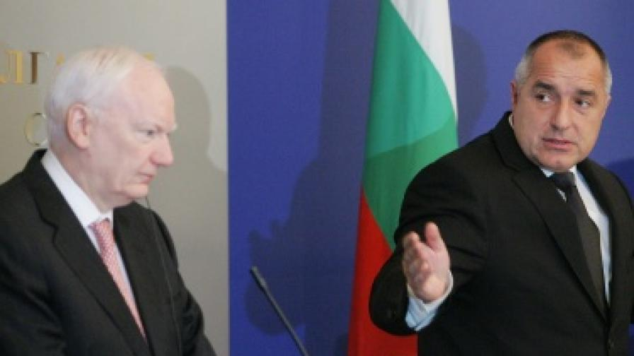 """ЕИБ: АМ """"Струма"""" е европейски приоритет"""
