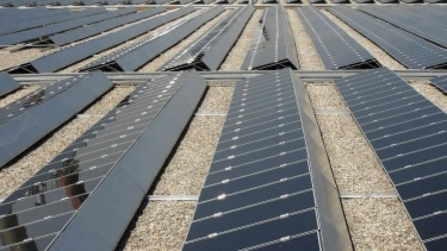 """Тошиба"" строи соларна централа край Ямбол"