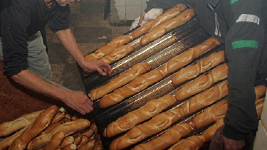 Производители: Хлябът ще поскъпне с 20-30 ст.