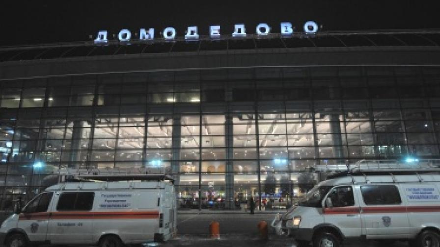 """Българин е оцелял при атентата на """"Домодедово"""""""