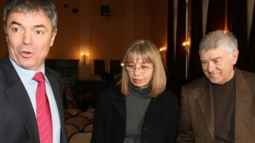 С. Игнатов: За 48% от първокласниците майчиният език не е български