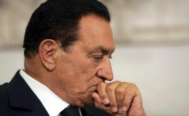 Мубарак: Няма да се кандидатирам повече