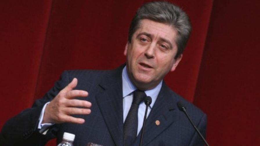 Първанов: Нямам съмнение, че доктор Борисов е открил науката
