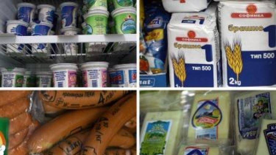 Поскъпват основни хранителни продукти