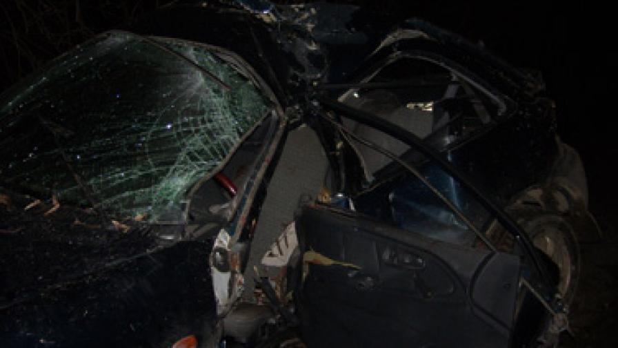 Тежка катастрофа взе четири жертви край Плевен