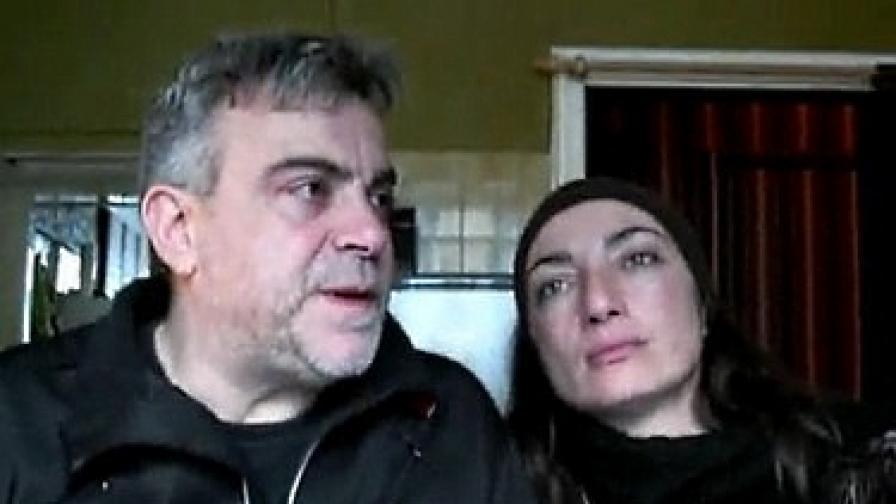 Владо Пенев в Открит актьорски клас
