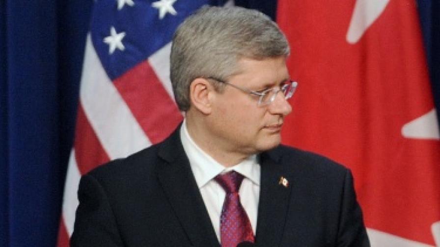 Канадският премиер: Първо на френски!